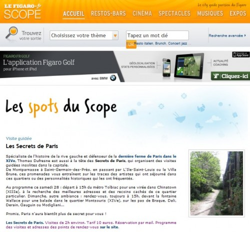secrets de paris,figaroscope,thomas dufresne,visite guidée,visites guidées,visites guidées paris,visite guidée paris,visite guidée paris 14,visite guidée paris 13