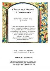 chasse au tresor paris,chasse au tresor 30 juin 2013,rallye paris,chasse aux trésors paris